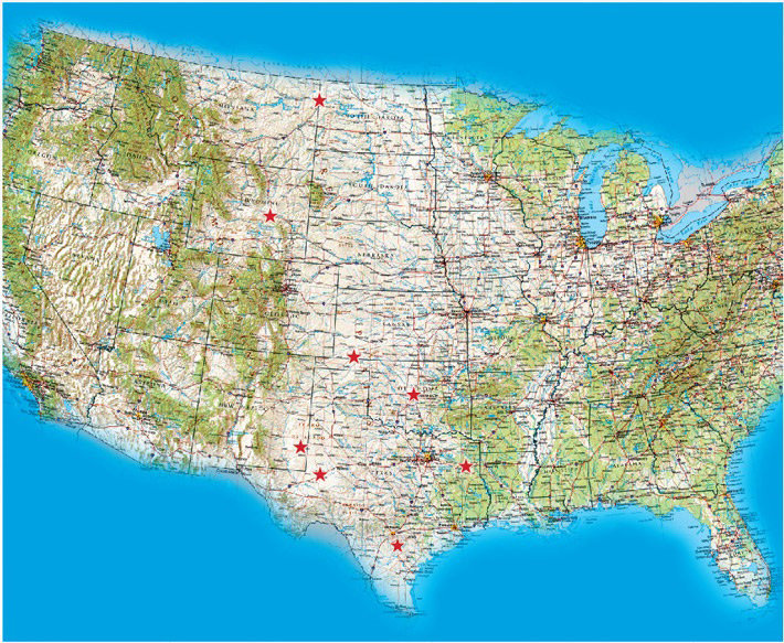 Horizon Cable Inc Locations