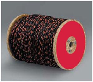 Picture of Polypropylene Truck Rope - Black/Orange