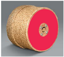 Picture of Manila on Wooden Reels