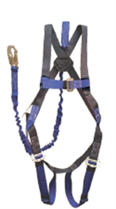 Picture of ConstructionPlus® Harness® - One Steel D-ring