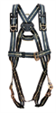 Picture of FireMaster™ Kevlar® Harness - Three steel D-rings:  at back and shoulders