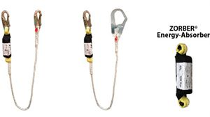 Picture of CenturionZ™ ZORBER® Energy-Absorbing Rope Lanyards