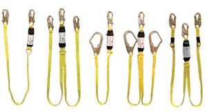 Picture of CenturionZ™ ZORBER® Energy-Absorbing Web Lanyards