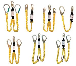 Picture of Flex-ZORBER® Energy-Absorbing Web Lanyards