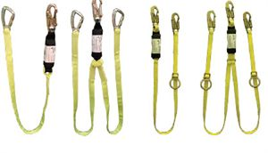 Picture of Choker Tie-Back ZORBER® Energy-Absorbing Web Lanyards and Tie-Back ZORBER® Energy-Absorbing Web Lanyards