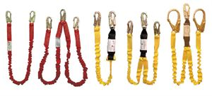 Picture of Flex-NoPac®  and Flex-ZORBER® Energy-Absorbing Web Lanyards