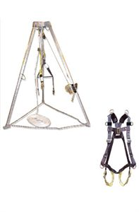 Picture of Economy EZE-Man™ Confined Space Systems - 7'