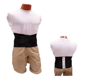 Picture of Back-EZE™ Black Polyester Safety Belts - 30000