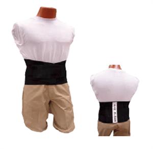 Picture of Back-EZE™ Black Polyester Safety Belts - 30000