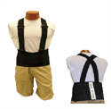 Picture of Back-EZE™ Black Polyester Safety Belts - 40000