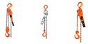 Picture of Lever Chain Hoists