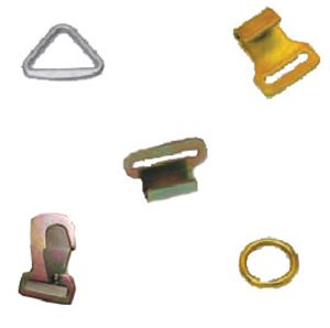 Picture of Flat Hooks,Snap Hooks,Delta & Round Rings