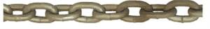 Picture of High Test  Galvanized Chain - Grade 43