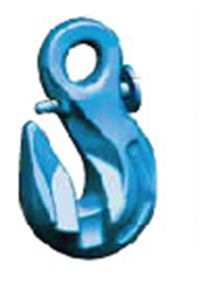 Picture of Eye Grab Hook With Pin - Grade 120