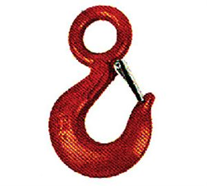 Picture of Alloy Eye Sling Hook - Grade 80