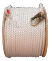 Picture of Polypropylene Rope Reels:  Thimble and 3.6M Zsnaphook