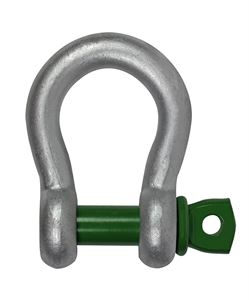 Picture of Screw Pin Anchor Shackles (SPAS)